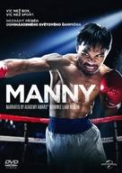 Manny - Czech DVD cover (xs thumbnail)