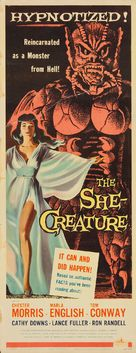 The She-Creature - Movie Poster (xs thumbnail)