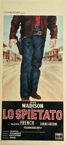 The Hard Man - Italian Movie Poster (xs thumbnail)