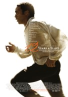 12 Years a Slave - Finnish Movie Poster (xs thumbnail)