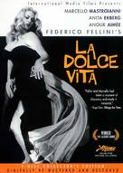 La dolce vita - Movie Cover (xs thumbnail)