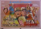 March or Die - Thai Movie Poster (xs thumbnail)