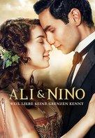 Ali and Nino - German Movie Poster (xs thumbnail)