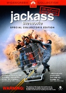 Jackass: The Movie - DVD cover (xs thumbnail)