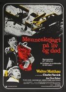 Charley Varrick - Danish Movie Poster (xs thumbnail)