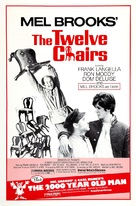 The Twelve Chairs - Movie Poster (xs thumbnail)
