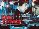 Mean Streets - British Theatrical movie poster (xs thumbnail)