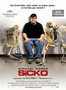 Sicko - French Movie Poster (xs thumbnail)