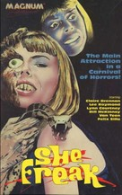 She Freak - Movie Cover (xs thumbnail)