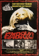 Embryo - Swedish Movie Poster (xs thumbnail)
