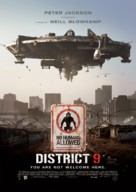 District 9 - Swedish Movie Poster (xs thumbnail)