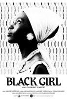 La noire de... - Norwegian Movie Poster (xs thumbnail)