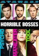 Horrible Bosses - DVD cover (xs thumbnail)