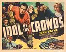 Idol of the Crowds - Movie Poster (xs thumbnail)