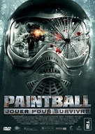 Paintball - French DVD cover (xs thumbnail)