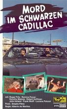 Femmine insaziabili - German VHS movie cover (xs thumbnail)