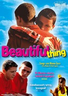 Beautiful Thing - German poster (xs thumbnail)