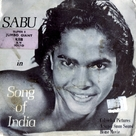 Song of India - British Movie Cover (xs thumbnail)