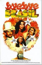 Bye Bye Brasil - Brazilian Movie Poster (xs thumbnail)