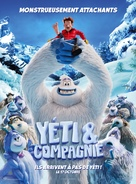 Smallfoot - French Movie Poster (xs thumbnail)