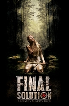 The Final Solution - Movie Poster (xs thumbnail)