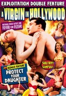 A Virgin in Hollywood - DVD movie cover (xs thumbnail)