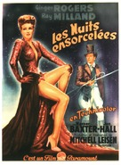 Lady in the Dark - French Movie Poster (xs thumbnail)