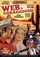 Tension at Table Rock - Italian DVD movie cover (xs thumbnail)