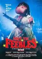 Meet the Feebles - British Movie Poster (xs thumbnail)