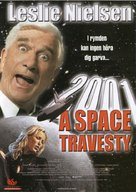 2001: A Space Travesty - Swedish Movie Cover (xs thumbnail)