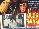 Cat People - Mexican poster (xs thumbnail)