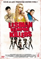 Lesbian Vampire Killers - French Movie Cover (xs thumbnail)
