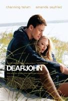 Dear John - Canadian Movie Poster (xs thumbnail)