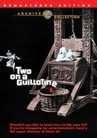Two on a Guillotine - DVD cover (xs thumbnail)