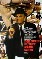 The File of the Golden Goose - German Movie Poster (xs thumbnail)