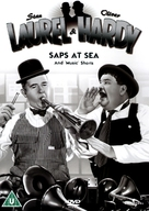 Saps at Sea - British DVD movie cover (xs thumbnail)