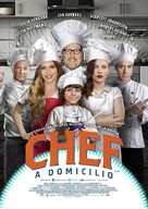 Chef - Mexican Movie Poster (xs thumbnail)
