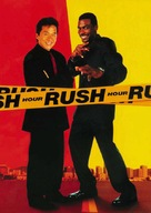 Rush Hour - Movie Poster (xs thumbnail)
