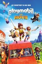 Playmobil: The Movie - Swedish Movie Poster (xs thumbnail)