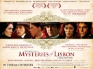 Mistérios de Lisboa - British Theatrical poster (xs thumbnail)