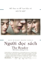 The Reader - Vietnamese Movie Poster (xs thumbnail)