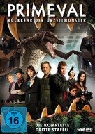"""Primeval"" - German DVD cover (xs thumbnail)"