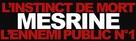 L'instinct de mort - French Logo (xs thumbnail)