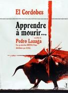 Aprendiendo a morir - French Movie Poster (xs thumbnail)