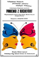Les demoiselles de Rochefort - Polish Movie Poster (xs thumbnail)