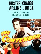 The Contender - Movie Cover (xs thumbnail)