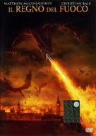 Reign of Fire - Italian Movie Cover (xs thumbnail)
