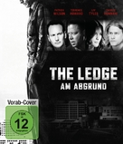 The Ledge - German DVD cover (xs thumbnail)