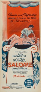 Salome - Australian Theatrical poster (xs thumbnail)