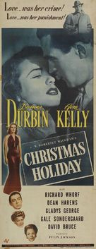 Christmas Holiday - Movie Poster (xs thumbnail)